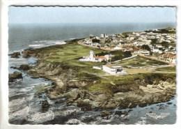CPSM SION SUR L'OCEAN (Vendée) - La France Vue Du Ciel.....la Corniche - Autres Communes