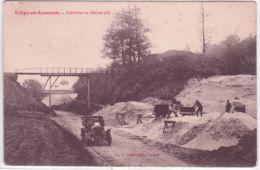 CREPY-en-Laonnois - Sablières De Sérival  -ed. L Leclère - France