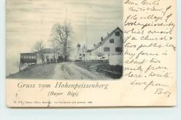 GRUSS VOM HOHENPEISSENBERG - Weilheim