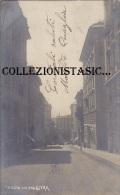 3-4035- Genova - Via Palestra - Fotografica - F.p. Viaggiata 1907 - Genova (Genoa)