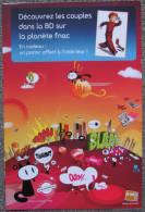 Bravo Emile - Spirou - Poster Promo Dupuis Fnac - Livres, BD, Revues