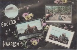 Groeten Uit   Groet Uit  Haarlem                     Nr 648 - Gruss Aus.../ Gruesse Aus...