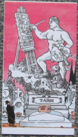 Tardi - Pere Lachaise- Petite Carte Promo Editions Mosquito - Livres, BD, Revues