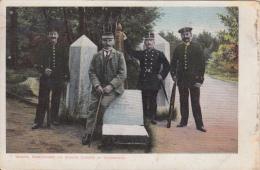 Nederland, Duitsland , België En Neutraal Gebied.  Militair      Vaals               Nr 651 - Vaals