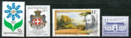 Ungarn  Mi.Nr.     4172+4164+4148+4157   -   Postfrisch - Ungarn