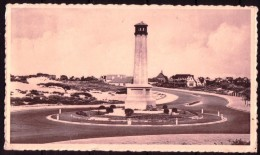 KOKSIJDE / COXYDE - Monument Aux Héros De L'air Belges Et Alliés - Circulé - Circulated - Gelaufen - 1952. - Koksijde