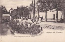 Tienen - Le Borchgracht - Tienen