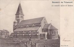 Tienen - La Nouvelle Eglise De Grimde - Tienen