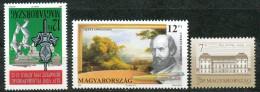 Ungarn  Mi.Nr.     4142+4148+4149+  -   Postfrisch - Ungarn