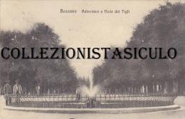 3-4050- Bassano - Belvedere E Viale Dei Tigli - Vicenza - F.p. Viaggiata X Termini Imerese - Vicenza