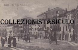 3-4051- Lonigo - Via Giulio Pontedera - Vicenza - F.p. Viaggiata 1917 - Vicenza