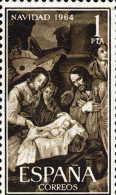 España 1630 ** Navidad. 1964 - 1961-70 Neufs