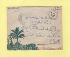 Nemours Marine - Oran - 1956 - Algerien (1924-1962)