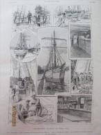 1903 Le Musée   Bonnat  à Bayonne  + L Expédition Charcot    Au Pole Sud - Vieux Papiers