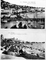 8x Alte Postkarten / Cannes - Ansichtskarten