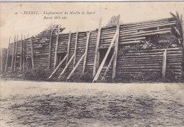 Beerst - Emplacement Du Moulin De Beerst (pli Vertical, WW1) - Diksmuide