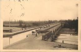 -saone Et Loire - Ref 692 -  Digoin - Le Pont Aqueduc - Pont Canal - Ponts - Canaux -  Carte Bon Etat - - Digoin