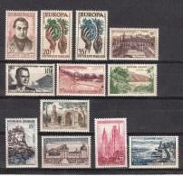 YT 1120 à 1131 Neufs NSC (MNH) - Unused Stamps
