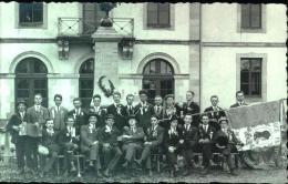 Carte Photo - Classe 1925 SAINT NABORD - Saint Nabord