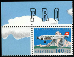 CINQUANTENAIRE DE LA FONDATION PRO AERO...  1988 - Nuevos