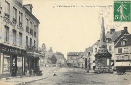 Gournay-en-Bray - Place Nationale - Fontaine - Halles - Edition Letrésor - Gournay-en-Bray