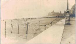 Belgique - Ostende - Strand - Plage - Pendant La Guerre 14-18 - Carte 1 - Oostende