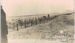 Belgique - Ostende - Strand - Plage - Pendant La Guerre 14-18 - Carte 2 - Oostende