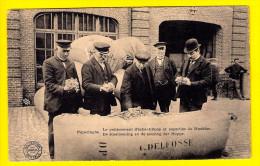 STAALNEMING & KEURING HOP EXPERTISE HOUBLON POPERINGE HOPFEN LUPPOLO L�PULO HOPPE IEPER ABEELE Photo ANTONY 1119