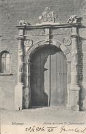 0780. Im 1906 Gelaufene Photoansichtskarte Vom Einen Portal Aus Der XVII. Jahrhundert Im Wismar. Q1/2! - Wismar