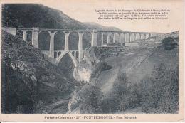 CPA Fontpédrouse  - Pont Séjourné (11927) - Other Municipalities