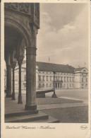 0781. Im 1941 Gelaufene Photoansichtskarte Vom Rathaus Im Wismar. Q2! - Wismar
