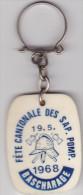 Fête Cantonale Des Sapeurs Pompiers - Bascharage - 19.5.1968 - Luxembourg