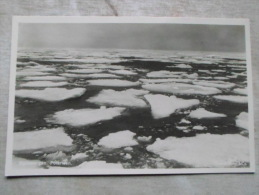 Norway Norge -Spitsbergen - Polarisen -    D124185 - Norway