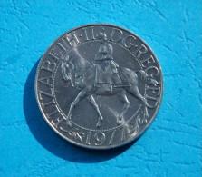 Great Britain 25 New Pence (Silver Jubilee) 1977 - 1971-… : Monedas Decimales