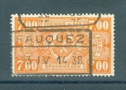 """BELGIE - OBP Nr TR 159 - Cachet  -  """"FAUQUEZ"""" - (ref. VL-4554) - 1923-1941"""