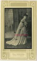 Image-célébrités Fin XIXe-artiste Femme-photographie De Suz. Desprès-comédienne Dramatique - Vieux Papiers