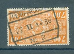"""BELGIE - OBP Nr TR 159 - Cachet  -  """"FLÉNU-PRODUITS""""  - (ref. VL-4558) - 1923-1941"""