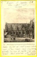 ROUEN: (76):   3 Cartes Vieux Rouen Correspondance Suivie.   1904   . - Rouen