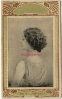 Image-célébrités Fin XIXe-artiste Femme-photographie De Mademoiselle Cavalleri - Alte Papiere