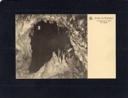 "51251     Belgio,    Grottes  De Rochefort,  L""Entree De La Salle De Sabbat,  NV - Rochefort"