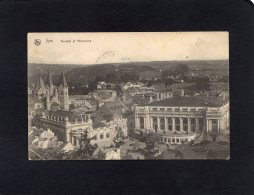 51264   Belgio,   Spa,  Kursaal Et  Panorama,  VG  1920 - Spa