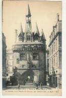 BORDEAUX - Porte Du Palais élevée En1495 En Mémoire De La Victoire De Fornoue, Par Charles VIII En Italie. - (Animée) - Bordeaux