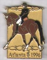 JO Atlanta 1996. Equitation - Jeux Olympiques