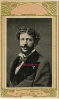 Image-célébrités Fin XIXe-peintre Homme-photographie De Carolus Duran - Vieux Papiers