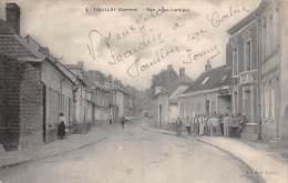 Fouilloy       80        Rue  Jules Lardières   (carte Pliée Voir Scan) - France