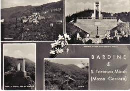 BARDINE DI S. TERENZO MONTI (MASSA CARRARA) - Altre Città