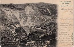 CPA - VIGAN - Vue Générale De Navacelles - Other Municipalities