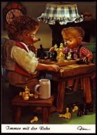 Schaken Schach Chess Ajedrez échecs - Duitsland - Mecki - Echecs