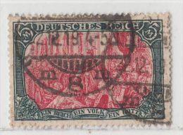 MiNr.81A O Deutschland Deutsches Reich - Deutschland