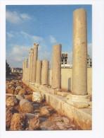 Byblos Jbeil Roman Ruins Postcard Lebanon  , Carte Postale Liban - Lebanon